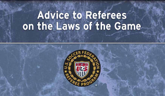 USSF got it wrong – violation of substitution procedure is no trifling offense.