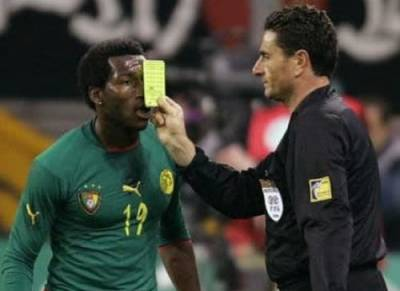 "Cautions: When you ""Give"" a Yellow Card, What do you ""Get"" in Return?"