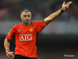 "Referee Mark Halsey – a ""traitor"" to refereeing"