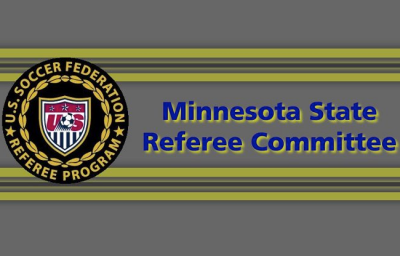 Minnesota State Referee Committee in turmoil.