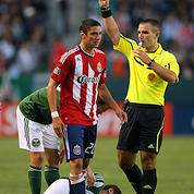 Interview with FIFA and USSF Referee Chris Penso