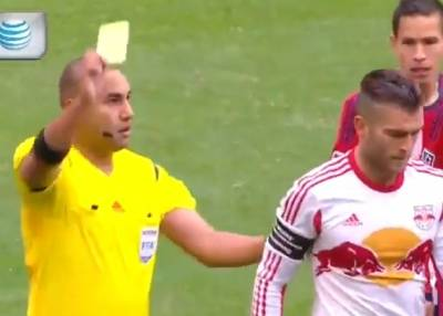 Persistent Infringement:  Are MLS Referees Allowed to Caution for it?