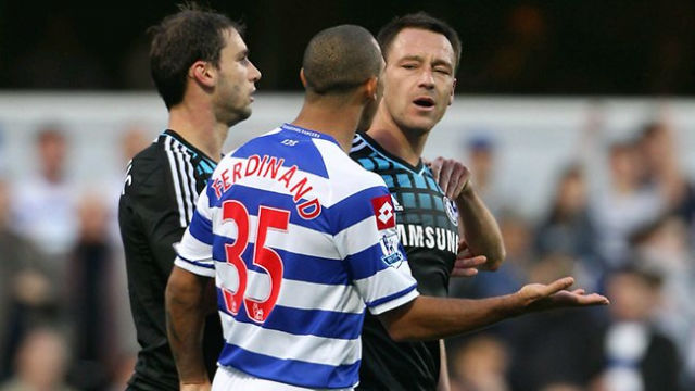 The FA stripped John Terry of captaincy over racism allegations!