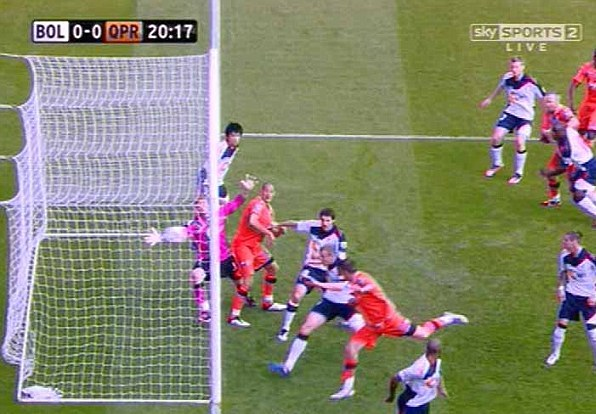 QPR denied goal reignites the Goal Line Technology debate yet again!