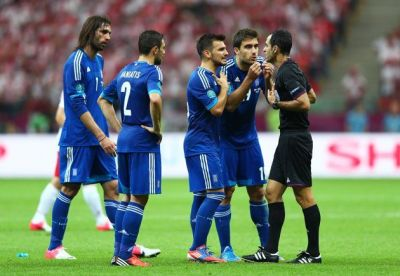 Euro 2012 begins with refereeing controversy!