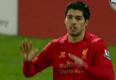 Suárez hands Liverpool win against Mansfield in the FA Cup.